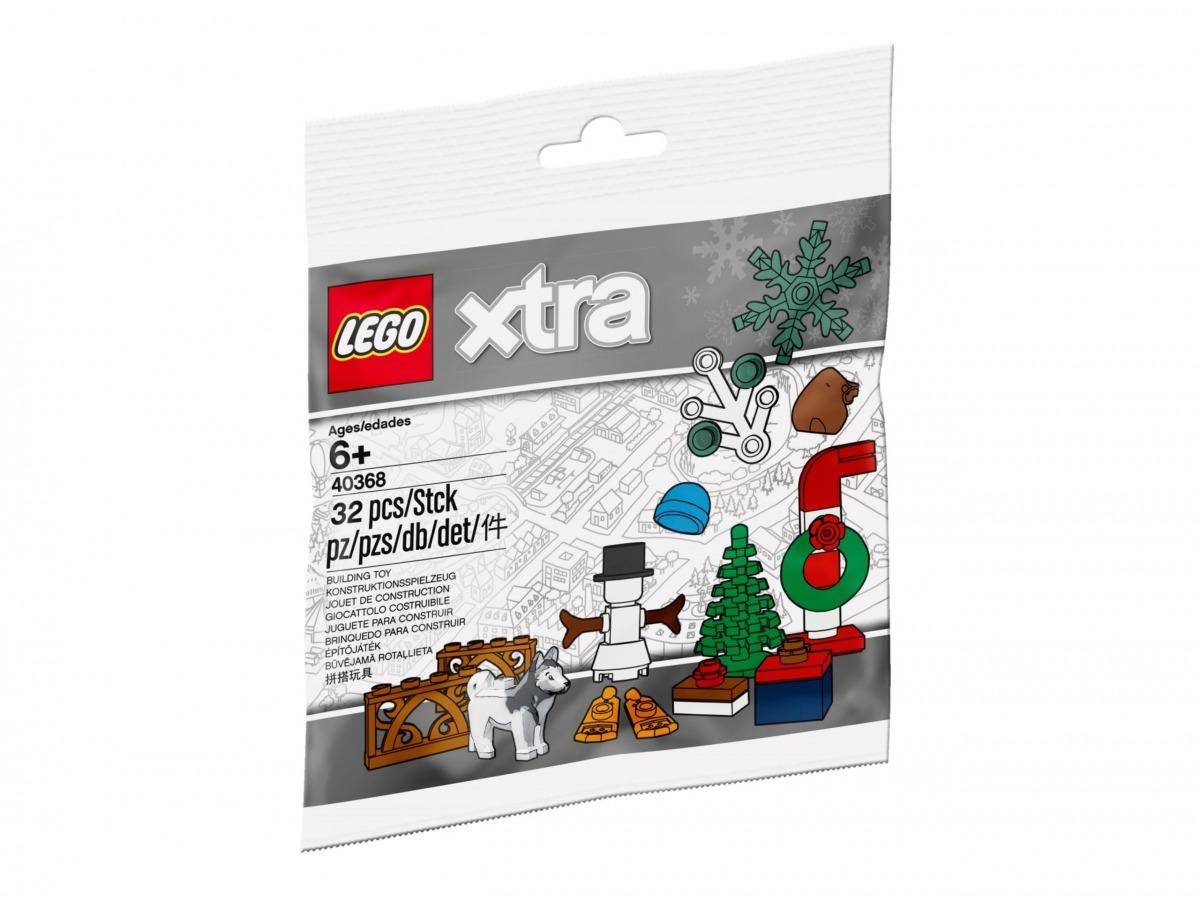 accessoires de noel lego 40368 xtra scaled