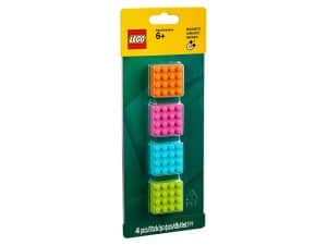 aimants en brique 4x4 lego 853900