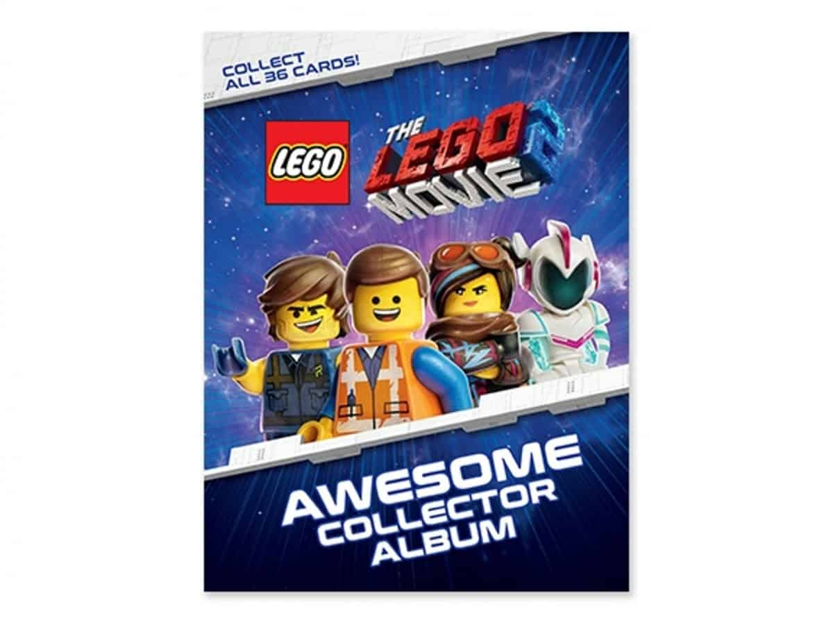 album collector et cartes a collectionner lego 5005791 movie 2 scaled