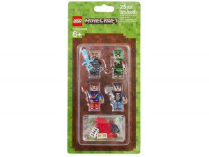 assortiment dhabillages lego 853609 minecraft 1