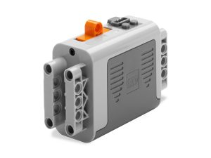 boitier a piles lego 8881 power functions