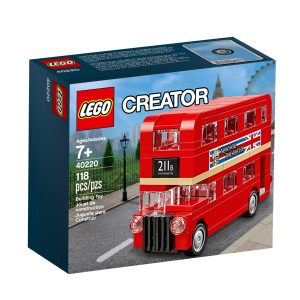 bus londonien lego 40220
