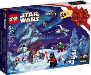 calendrier de lavent lego 75279 star wars