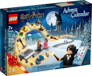 calendrier de lavent lego 75981 harry potter
