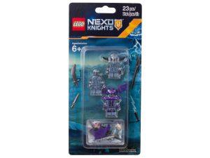ensemble daccessoires monstres des roches lego 853677 nexo knights