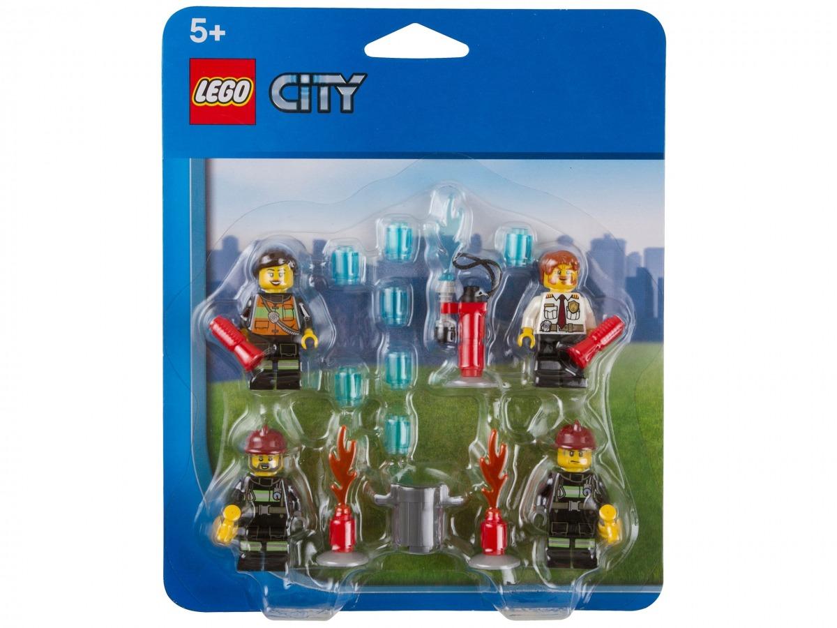 ensemble daccessoires pompiers lego 850618 city scaled