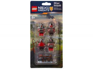 ensemble de construction armee de monstres lego 853516 nexo knights