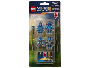 ensemble de construction armee lego 853515 nexo knights