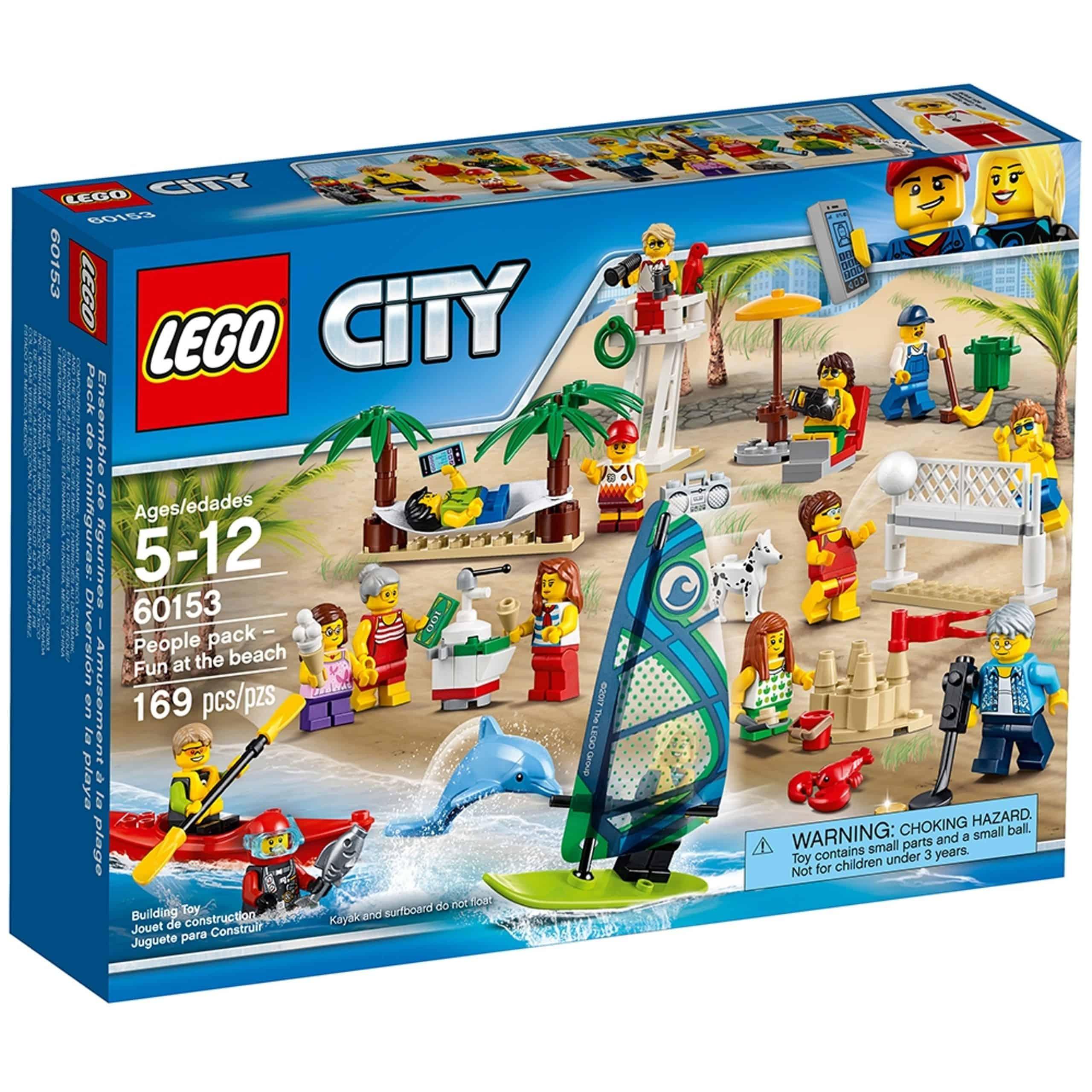ensemble de figurines lego 60153 city la plage scaled