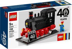 ensemble lego 40370 trains 40eme anniversaire