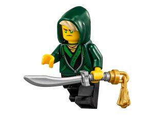 la figurine lloyd lego 30609 ninjago