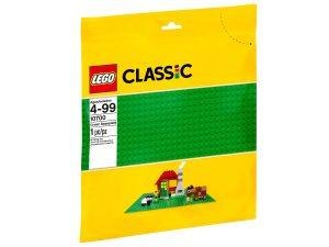 lego 10700 la plaque de base verte