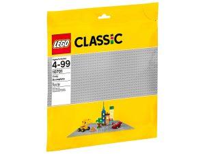 lego 10701 la plaque de base grise