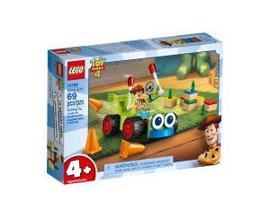 lego 10766 woody et rc