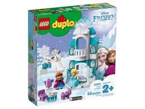 lego 10899 le chateau de la reine des neiges