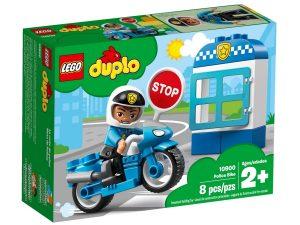 lego 10900 la moto de police