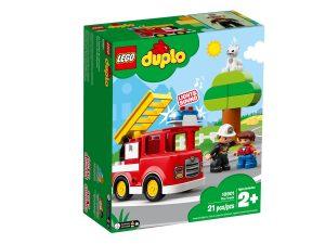 lego 10901 le camion de pompiers