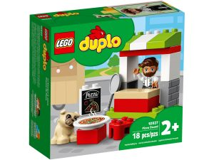 lego 10927 le stand a pizza