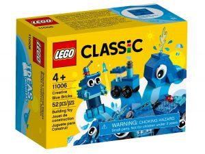 lego 11006 briques creatives bleues