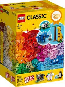 lego 11011 briques et animaux