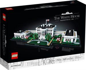 lego 21054 la maison blanche