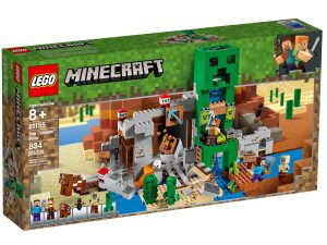 lego 21155 la mine du creeper