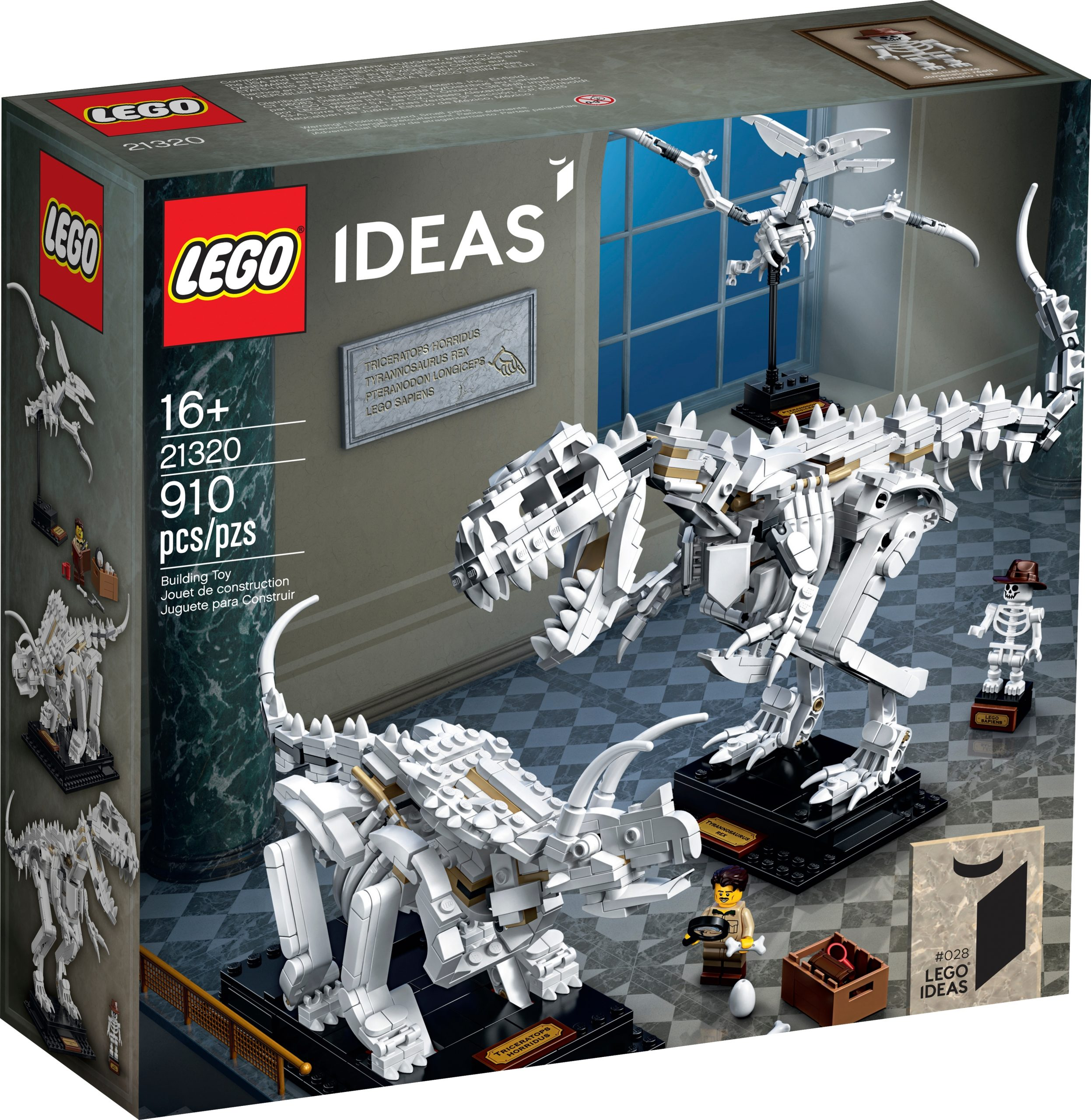 lego 21320 les fossiles de dinosaures scaled