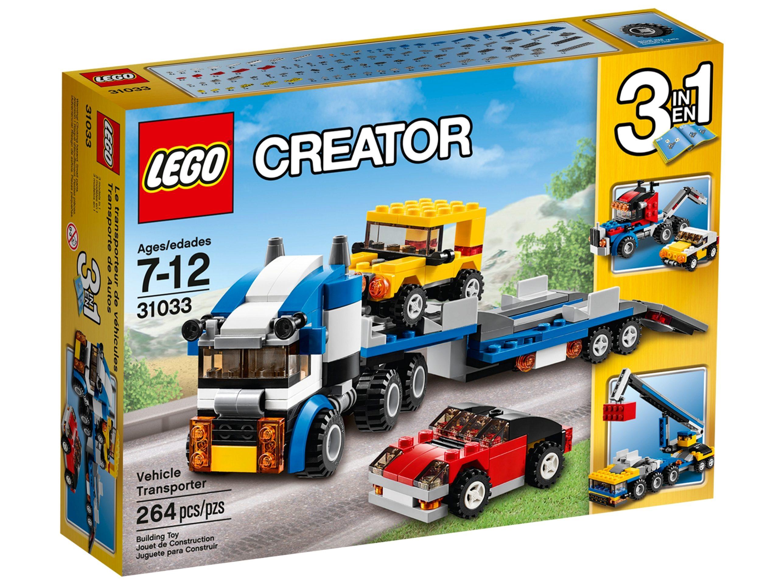 lego 31033 le transport de vehicules scaled