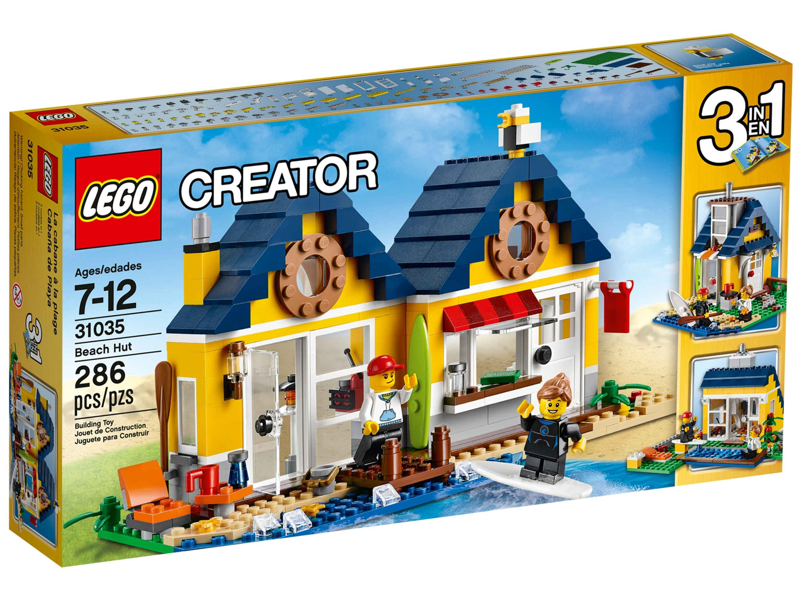 lego 31035 la cabane de la plage scaled