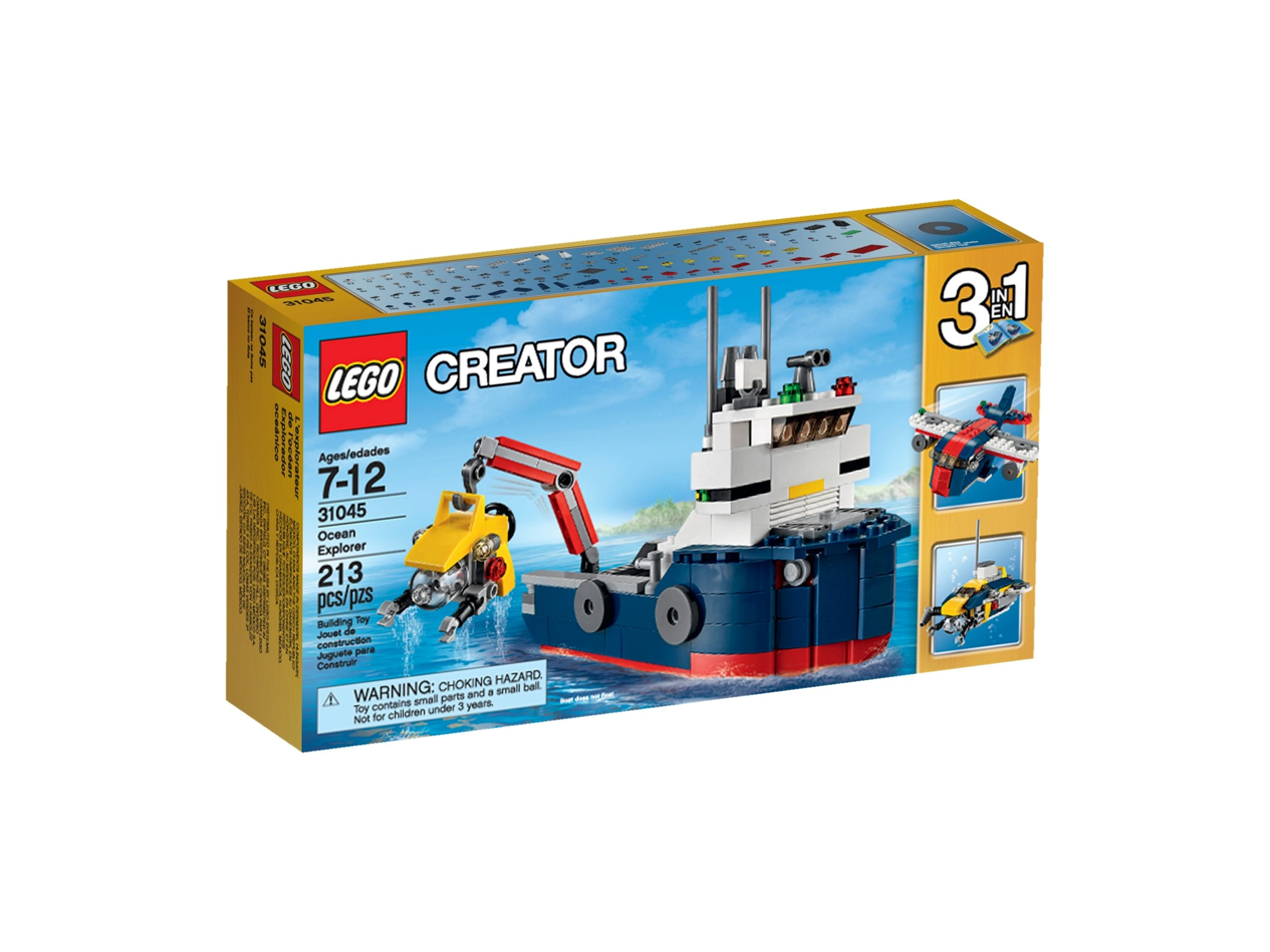 lego 31045 lexplorateur des oceans scaled