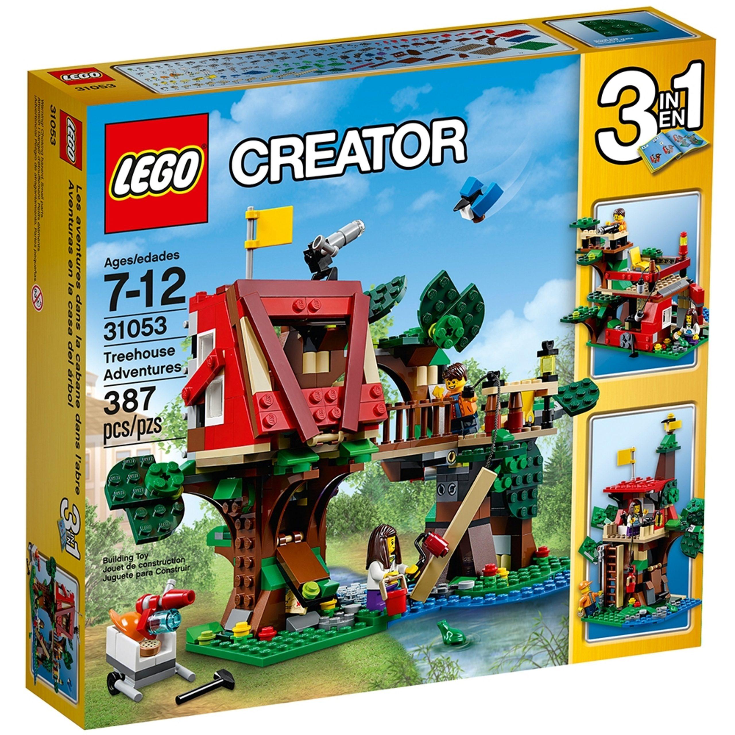 lego 31053 les aventures dans la cabane dans larbre scaled