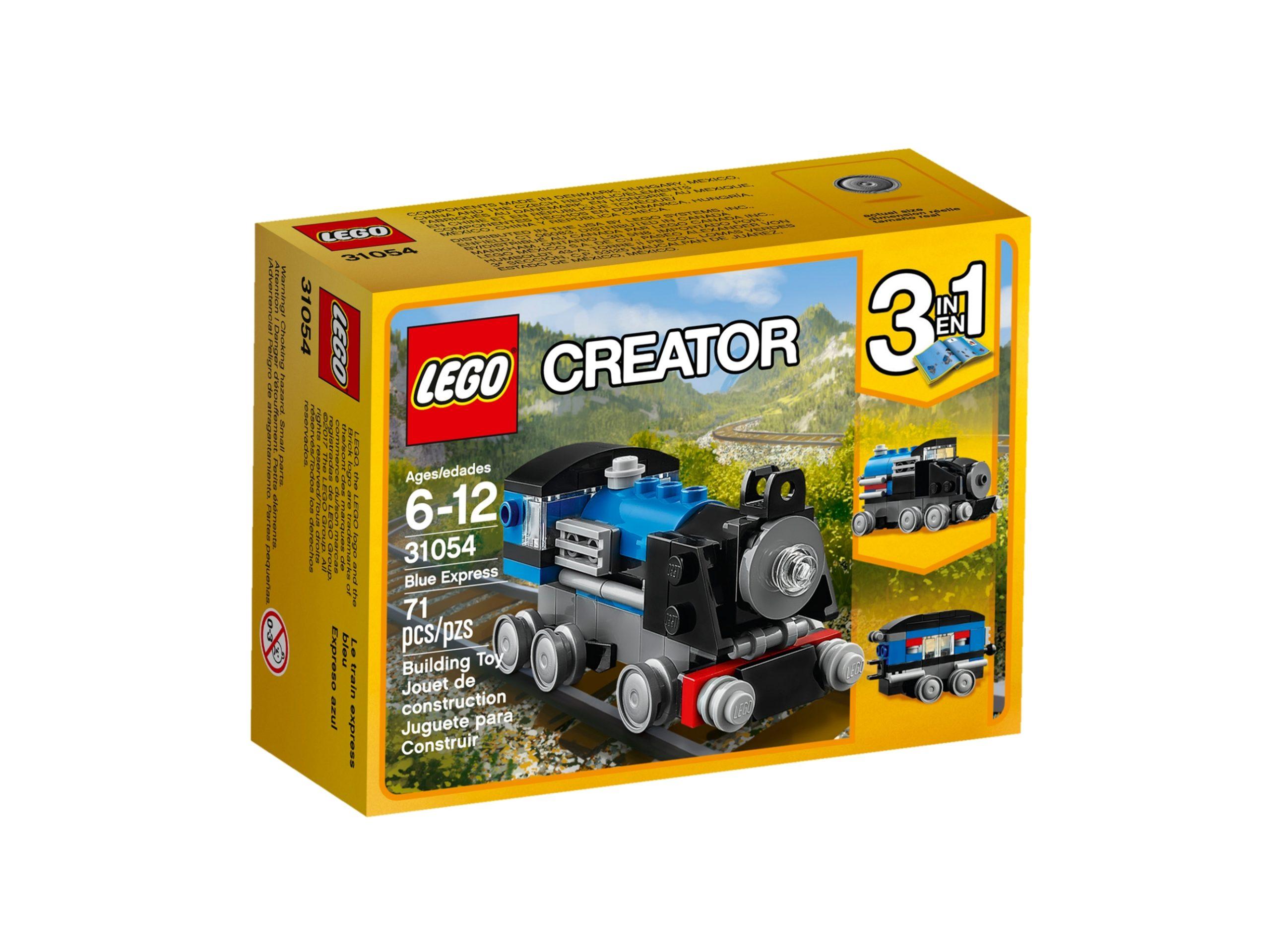 lego 31054 le train express bleu scaled