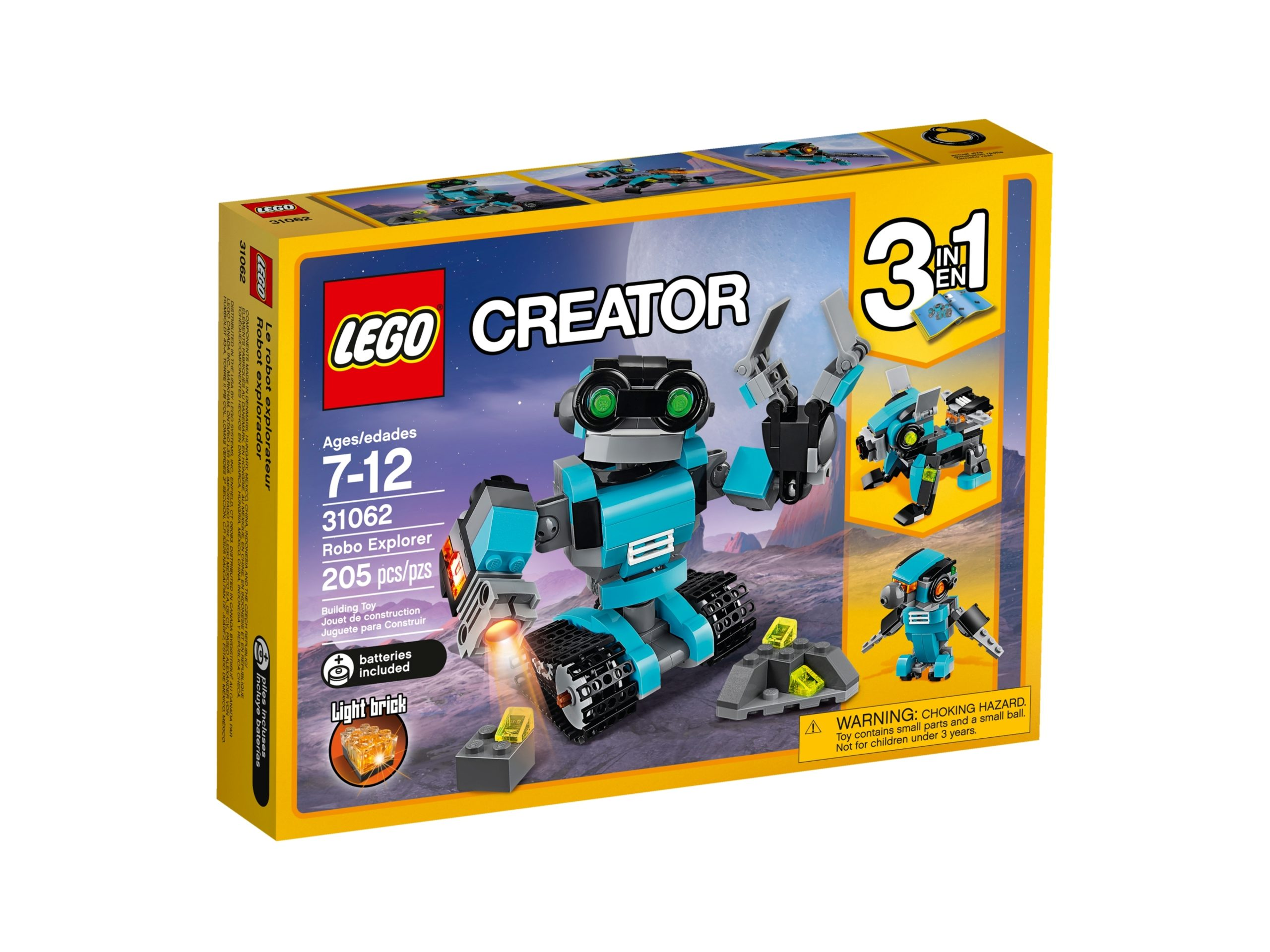 lego 31062 le robot explorateur scaled