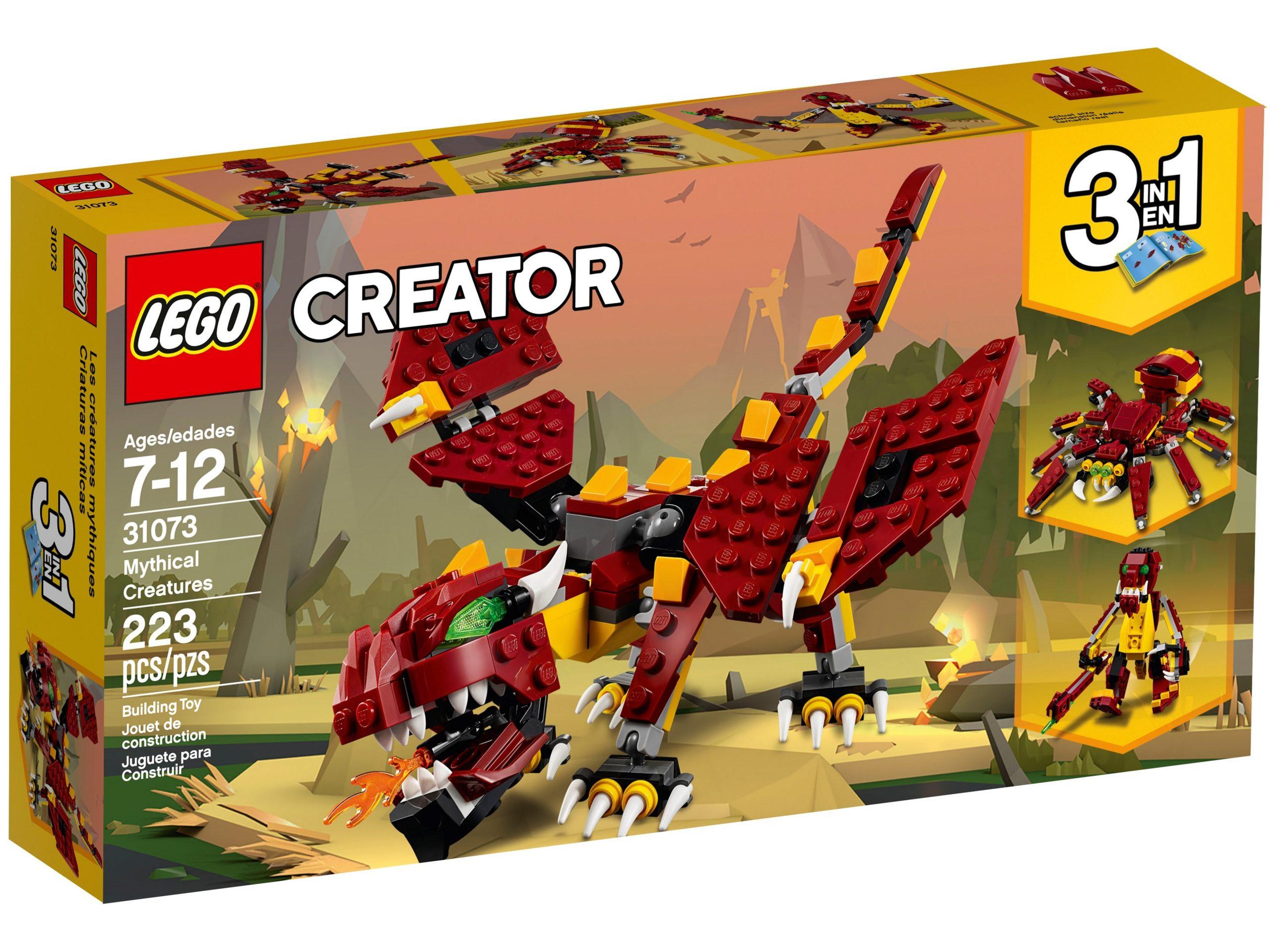 lego 31073 les creatures mythiques scaled