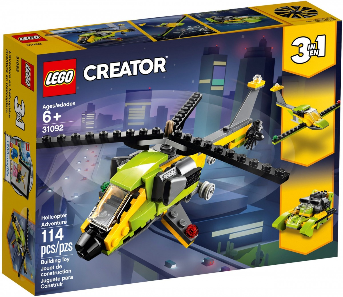 lego 31092 laventure en helicoptere scaled