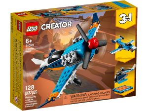 lego 31099 lavion a helice