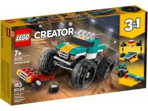 lego 31101 le monster truck