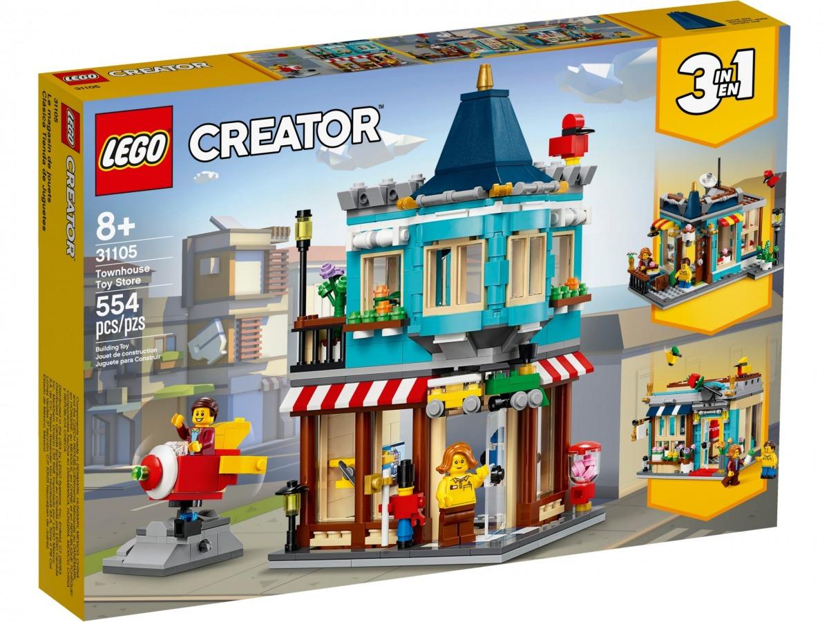 lego 31105 le magasin de jouets du centre ville scaled