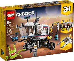 lego 31107 lexplorateur spatial