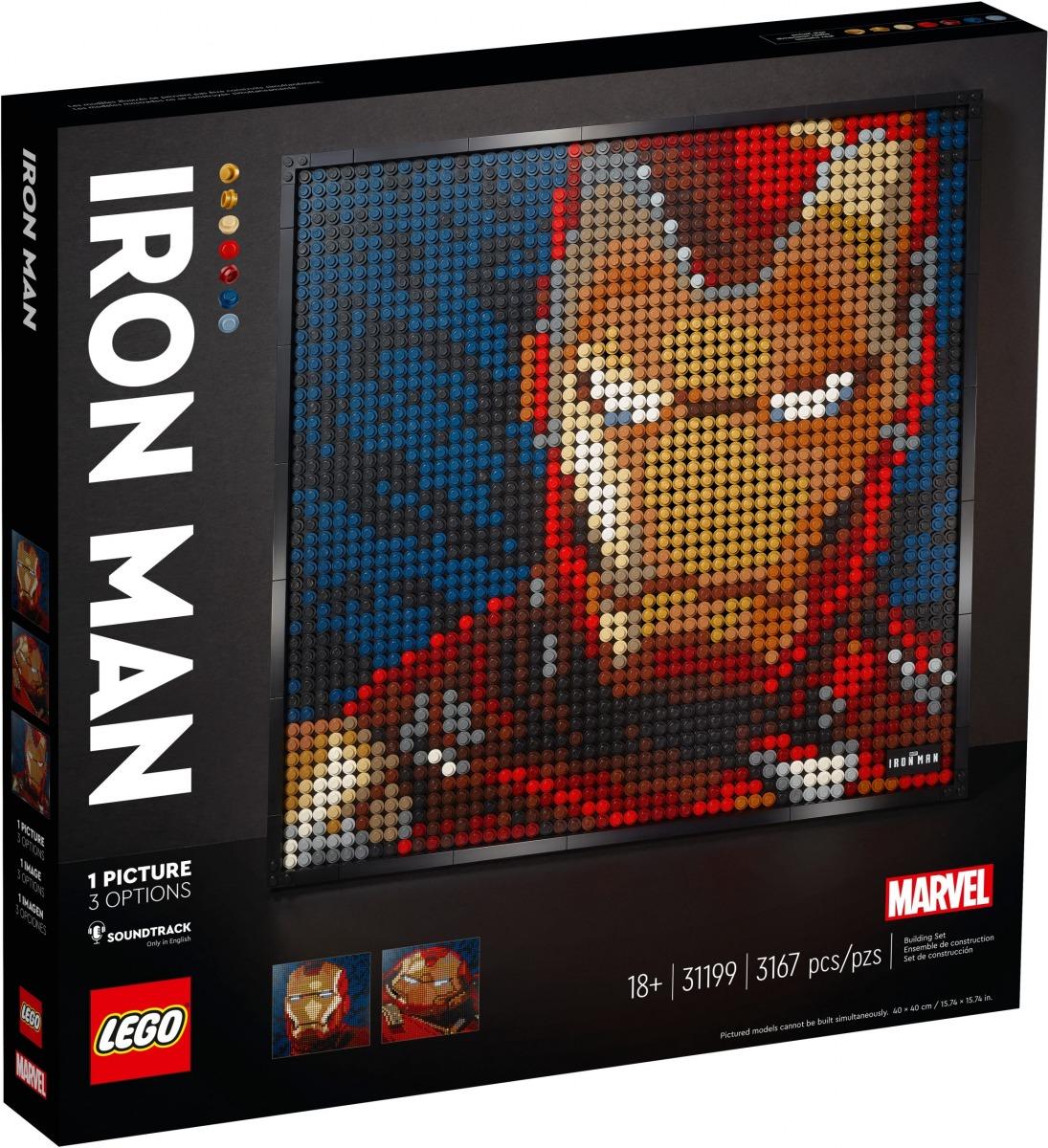 lego 31199 iron man de marvel studios scaled