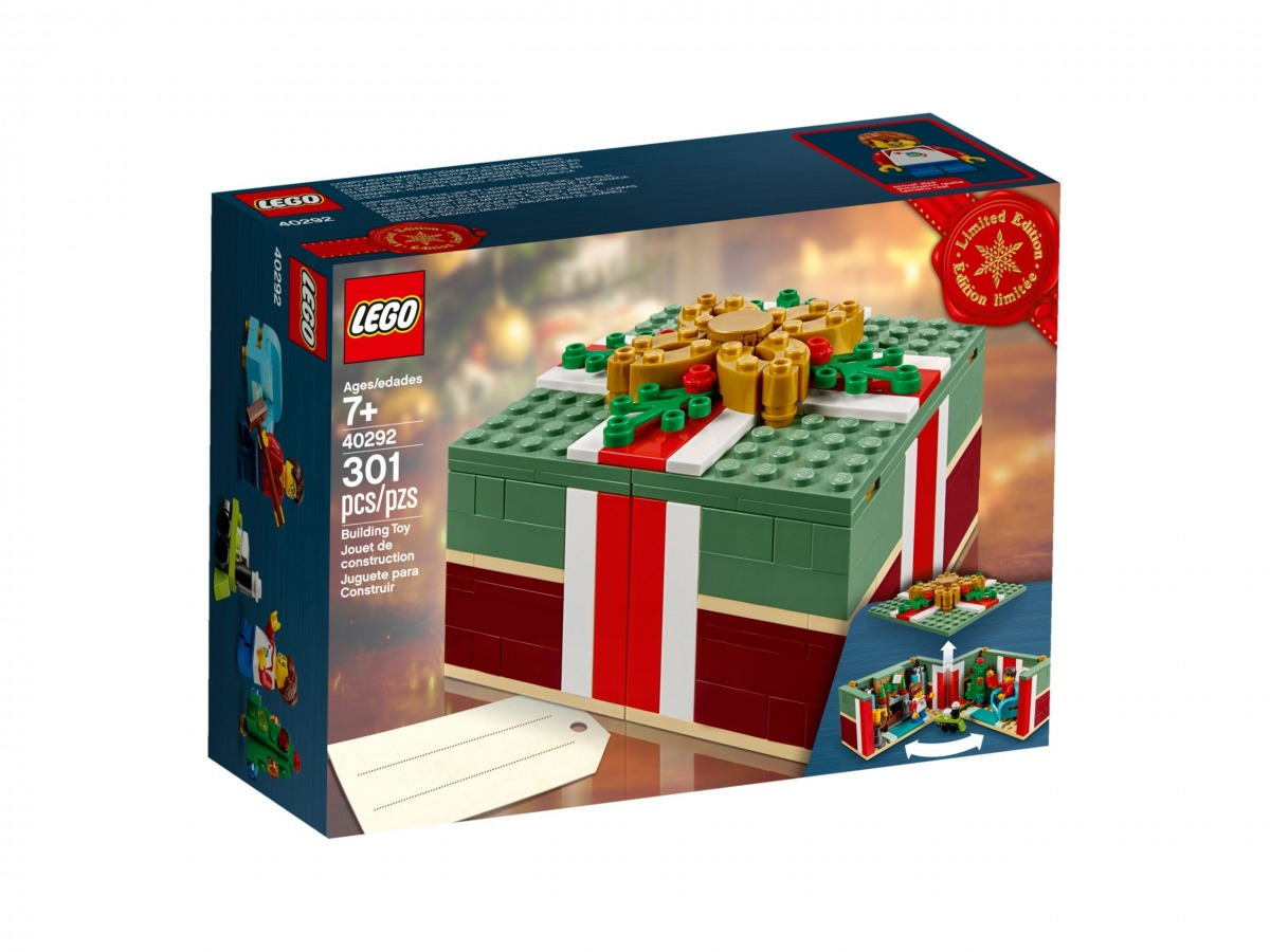 lego 40292 cadeau de noel scaled