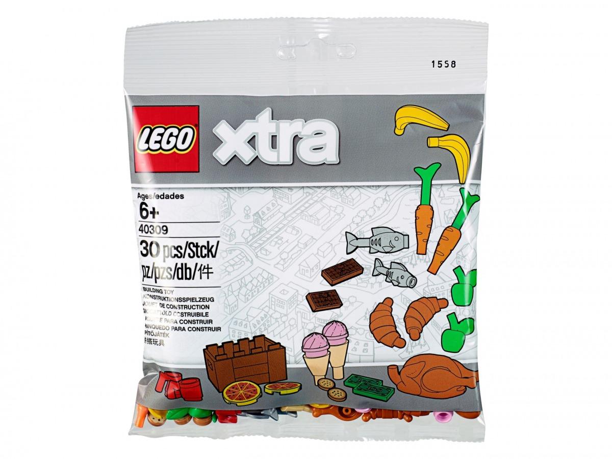 lego 40309 accessoires sur le theme de la nourriture scaled