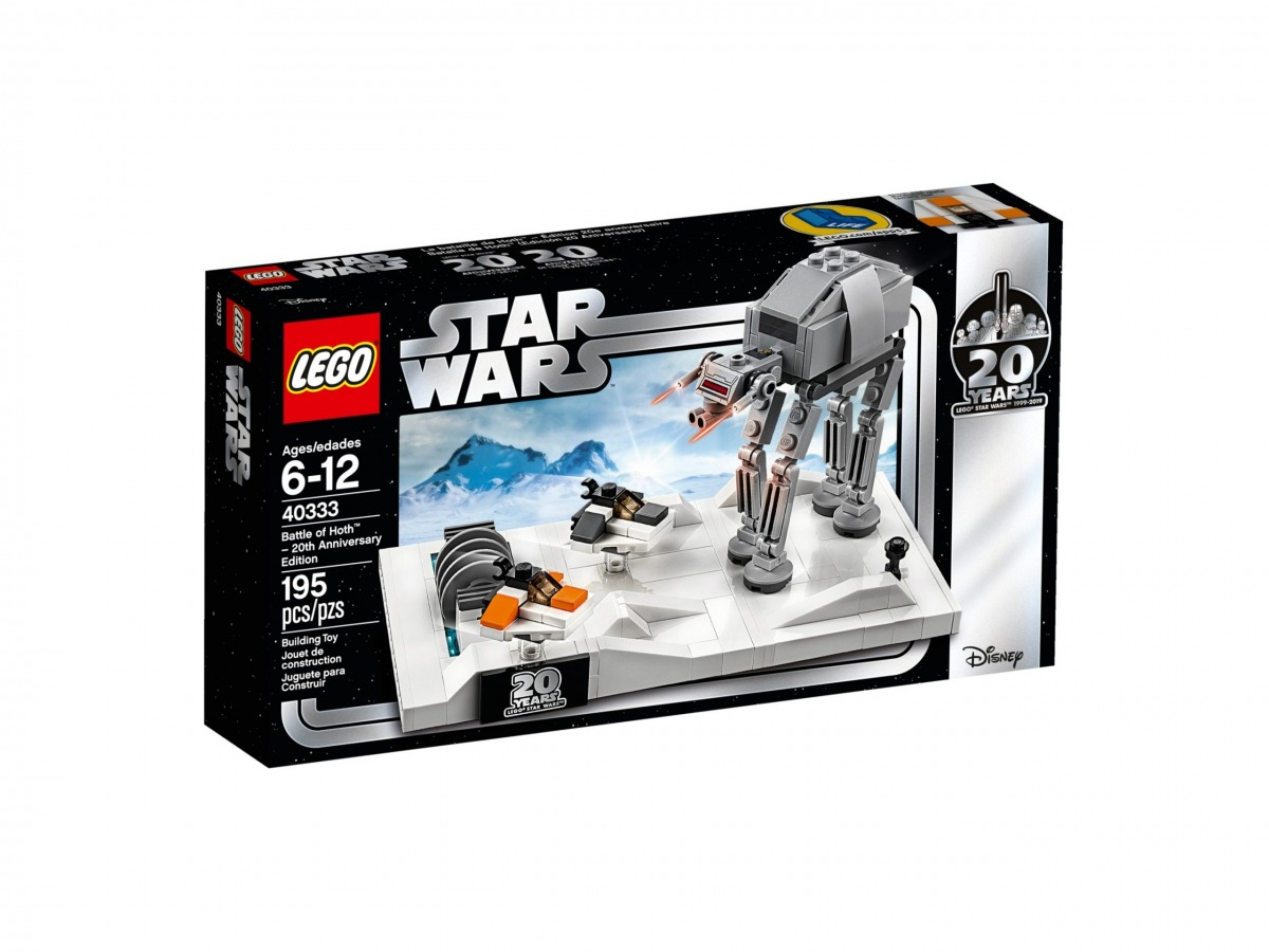lego 40333 micro modele la bataille de hoth scaled