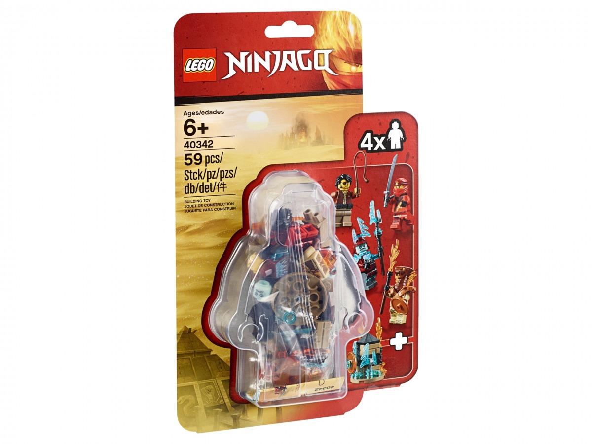 lego 40342 pack de figurines ninjago 2019 scaled