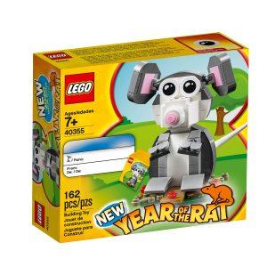 lego 40355 lannee du rat