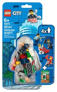 lego 40372 lensemble daccessoires mf police