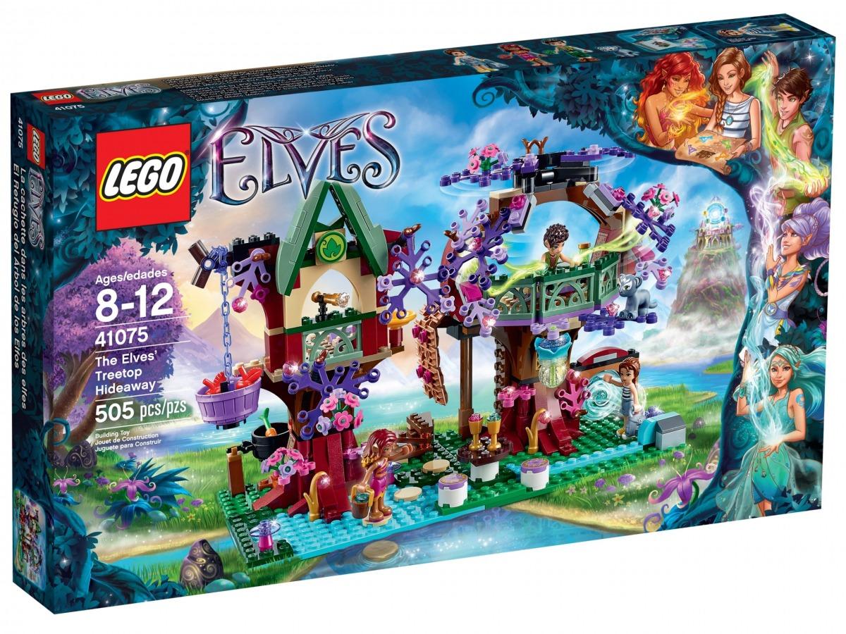 lego 41075 la cachette secrete des elfes scaled