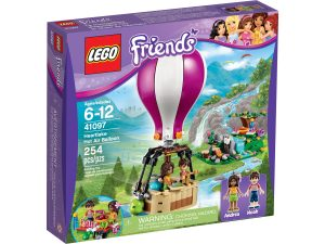 lego 41097 la montgolfiere dheartlake city