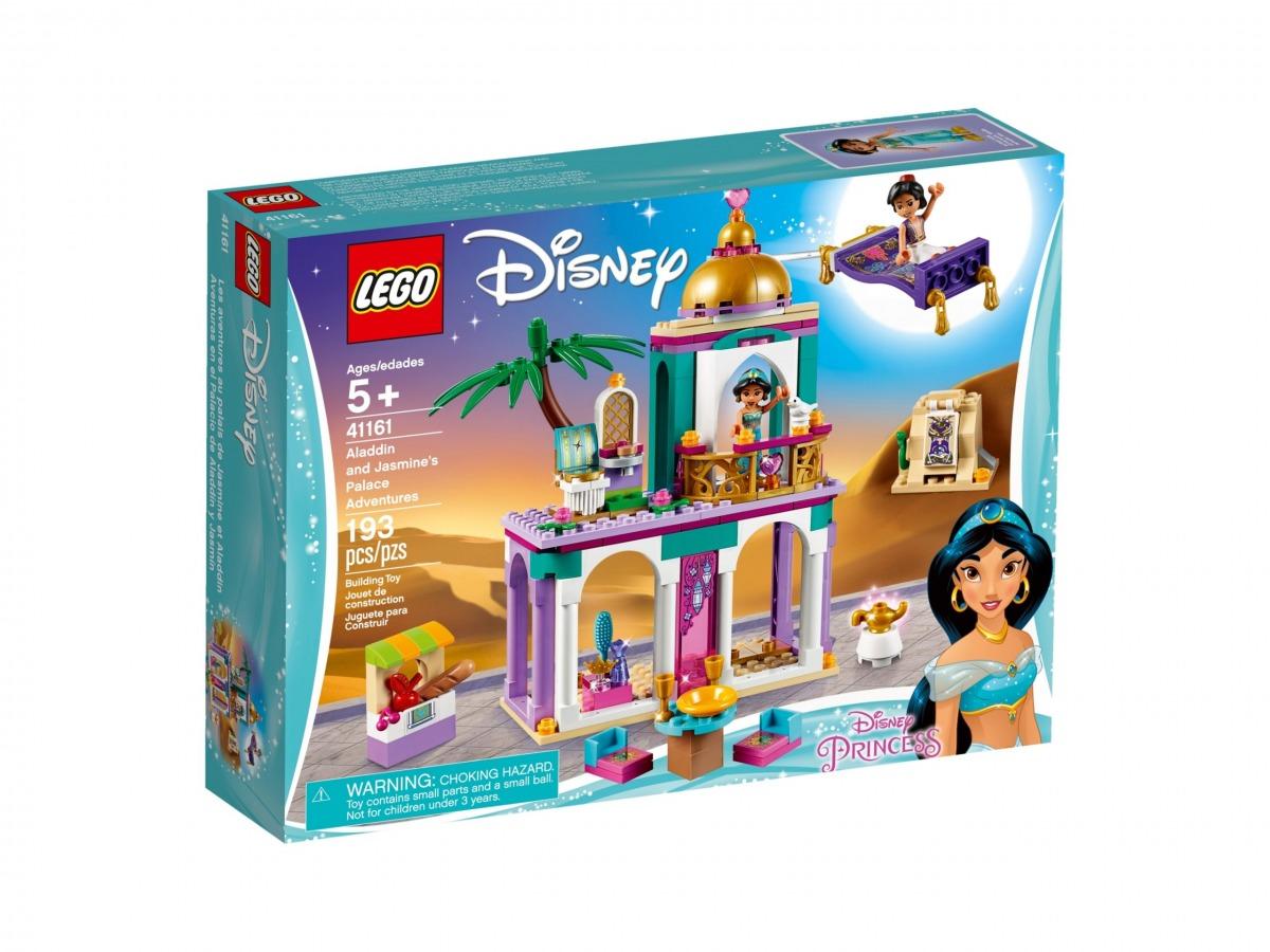 lego 41161 les aventures au palais de jasmine et aladdin scaled