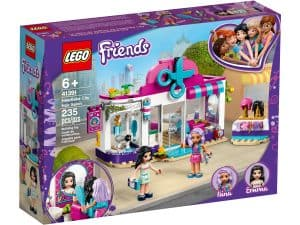 lego 41391 le salon de coiffure de heartlake city